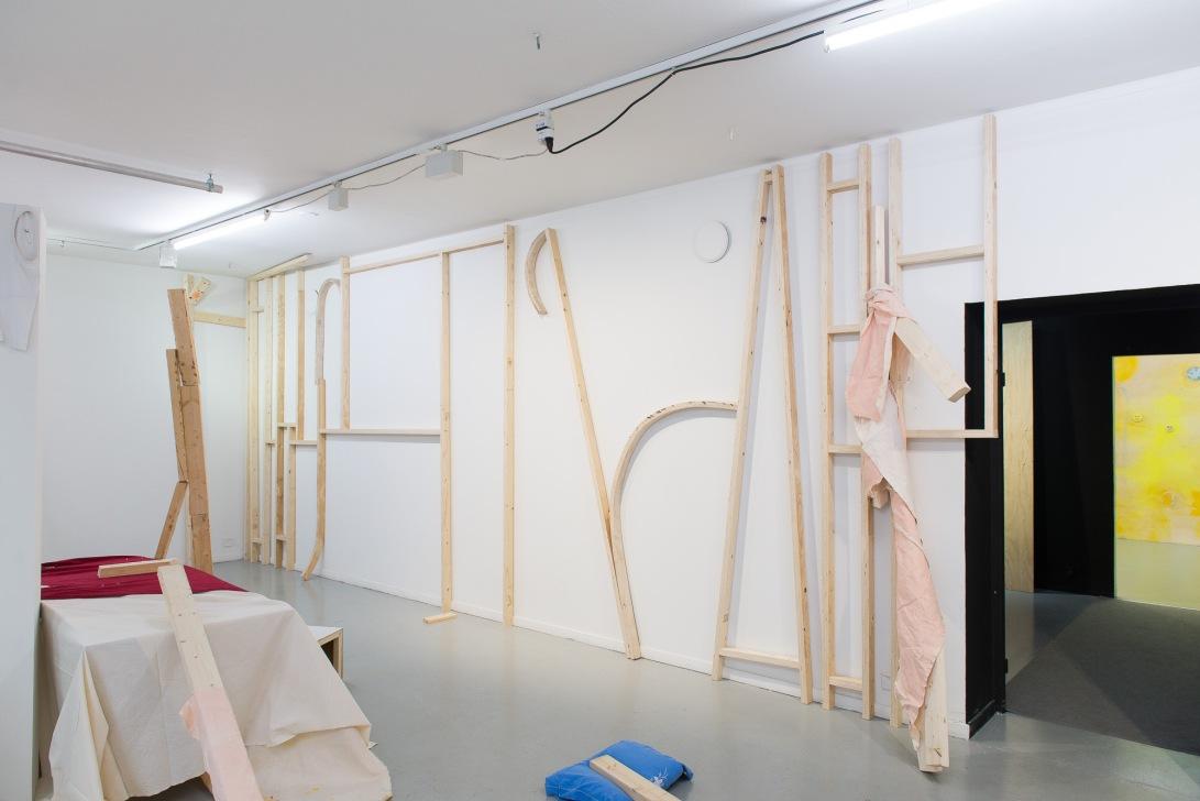 Lasse Juuti: Influenssa 6.1.-21.1.2018 Project Room