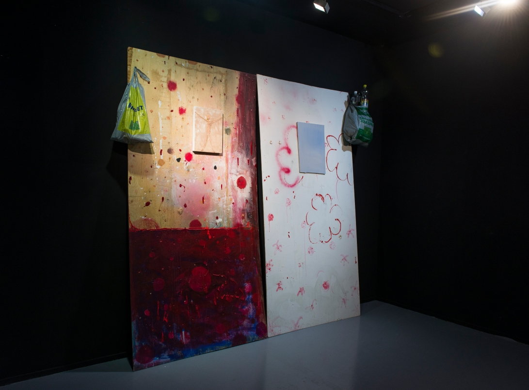 Lasse Juuti: Influenssa6.1.-21.1.2018 Project Room